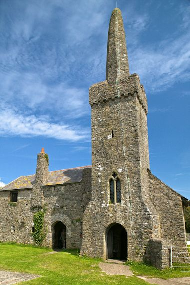 St Illtyd's Church & Old Priory